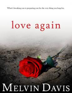Check out my new novel Love Again. http://www.amazon.com/Love-Again-Whats-breaking-preparing-ebook/dp/B00M4URJBW/ref=sr_1_1?ie=UTF8&qid=1406854621&sr=8-1&keywords=love+again+by+Melvin+Davis