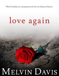Check out my new novel Love Again. http://www.amazon.com/Love-Again-Whats-breaking-preparing-ebook/dp/B00M4URJBW/ref=sr_1_1?ie=UTF8&qid=1406854621&sr=8-1&keywords=love+again+by+Melvin+Davis